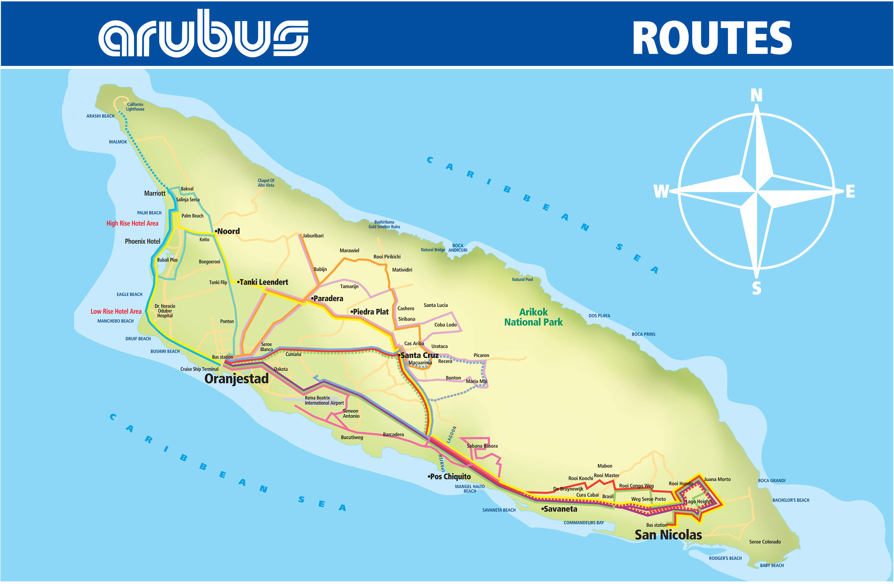 Palm Beach Bus Routes